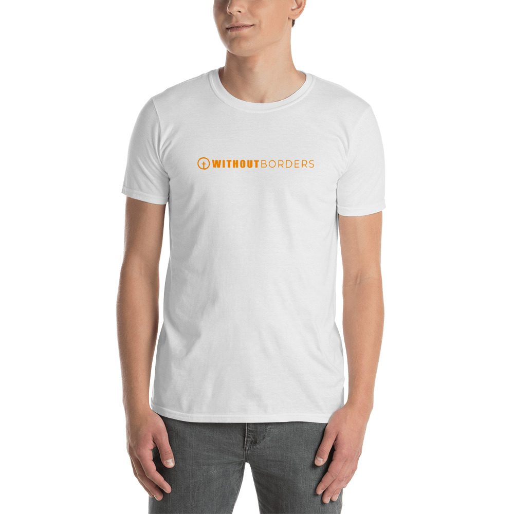Short-Sleeve Unisex T-Shirt Orange WB