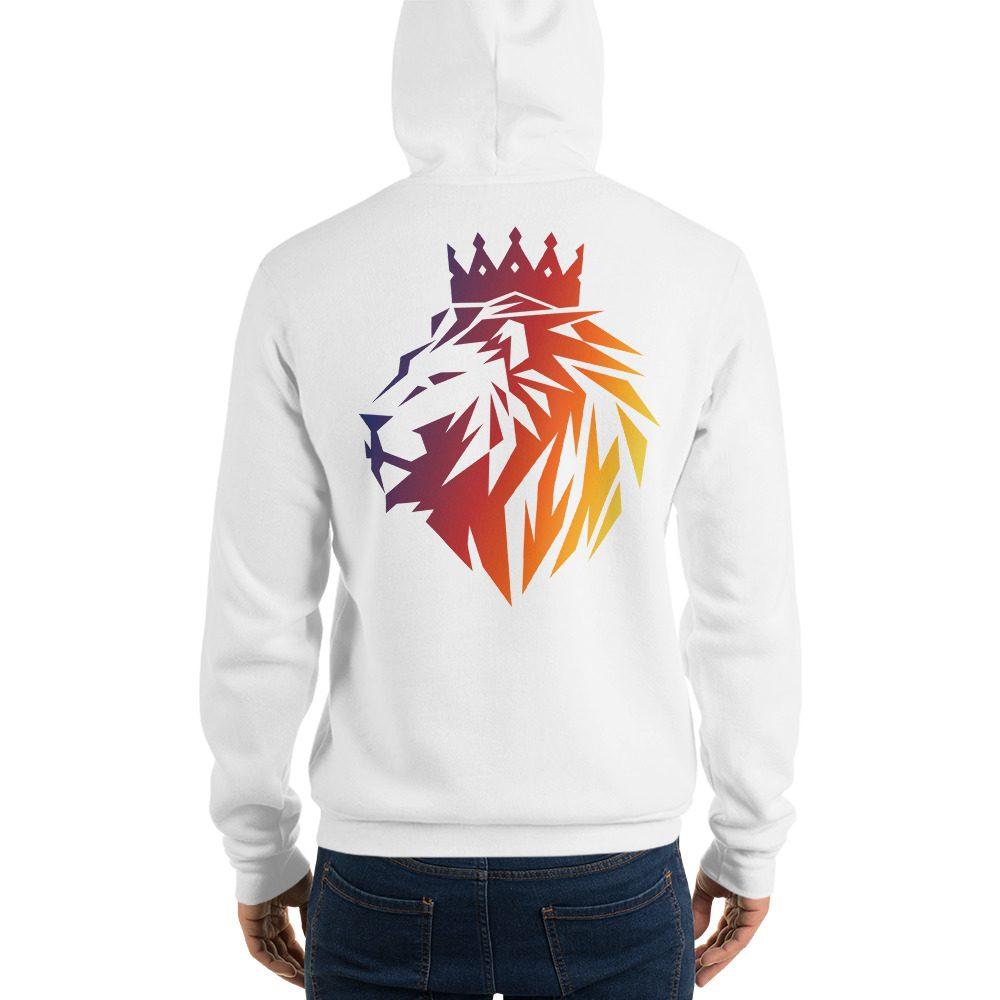 Lion Head Unisex Hoodie