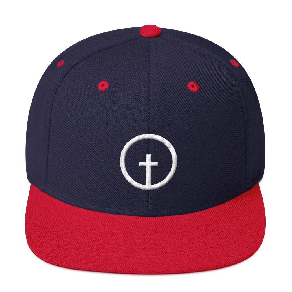 Snapback Hat Oasis Logo